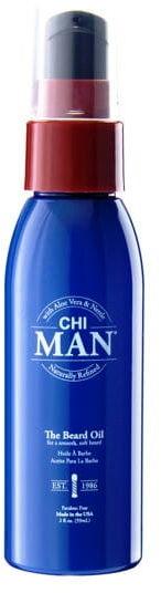 CHI MAN The Beard Oil Olejek do brody 59ml