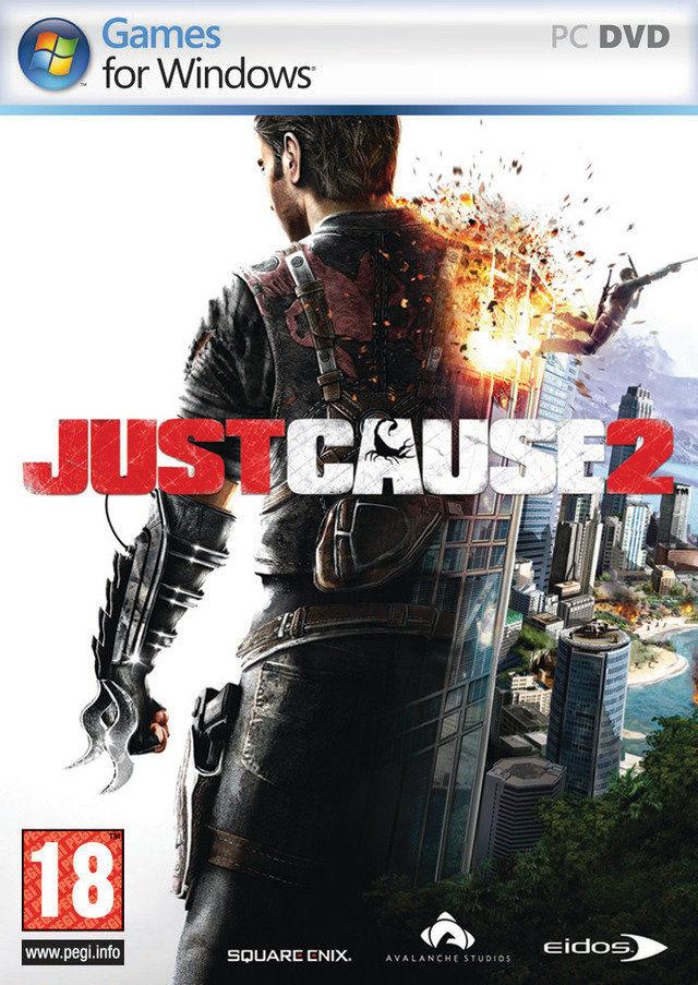 Just Cause 2 (PC) PL klucz Steam