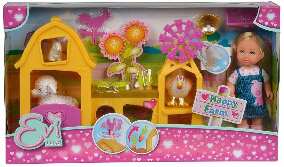 Simba 105733075 - Evi Love Happy Farm