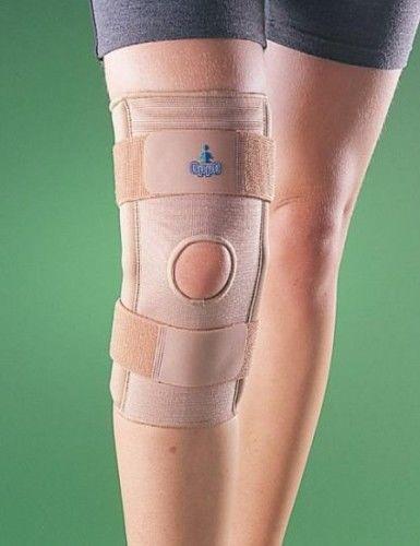 Stabilizator kolana z zawiasami, z przewiewnej tkaniny 2031