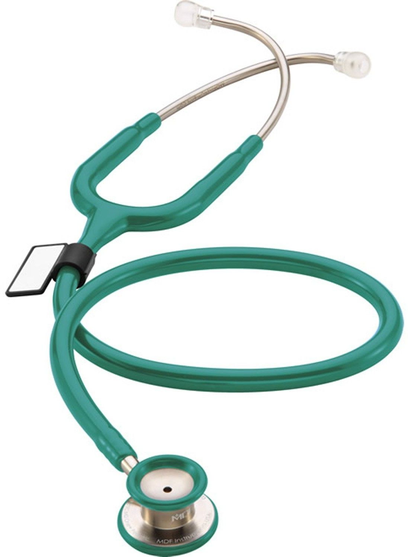 MDF MD One 777C Pediatryczny Zielony Stetoskop pediatryczny