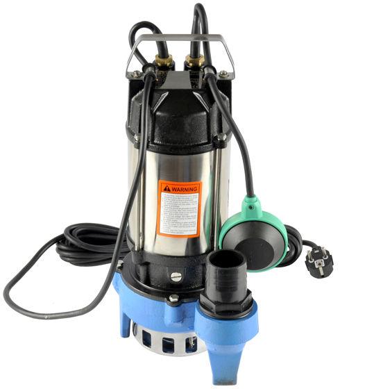 Pompa do szamba wody czystej i brudnej 750W pływak