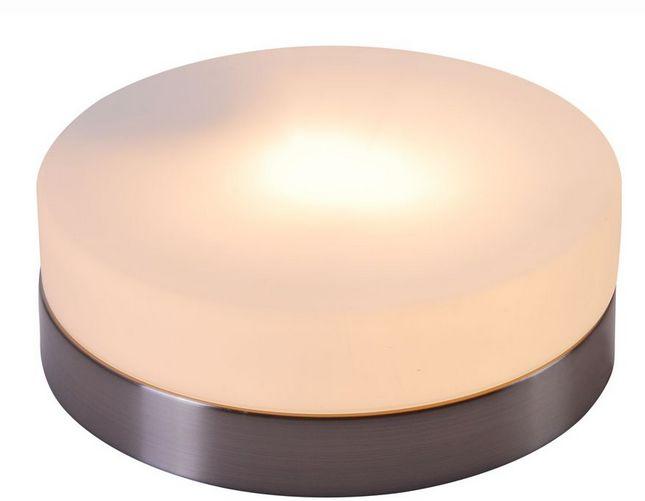 Globo plafon lampa sufitowa Opal 48401 szklany klosz 18cm