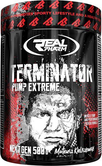 Real Pharm TERMINATOR PUMP EXTREME 500g