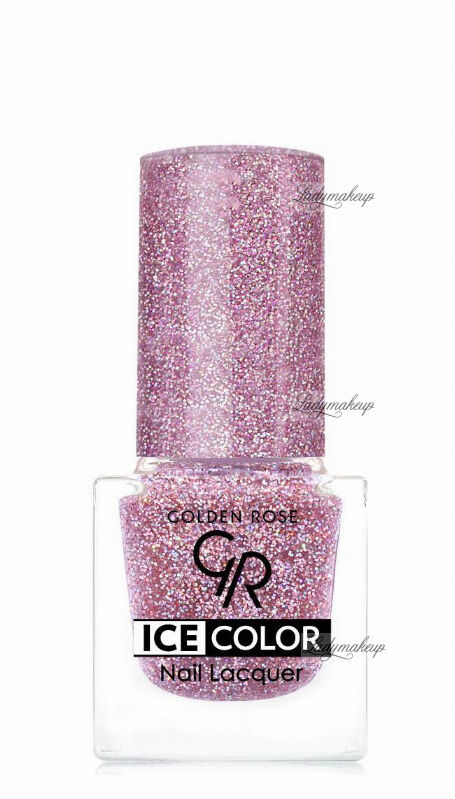 Golden Rose - Ice Color Nail Lacquer  Lakier do paznokci - 197