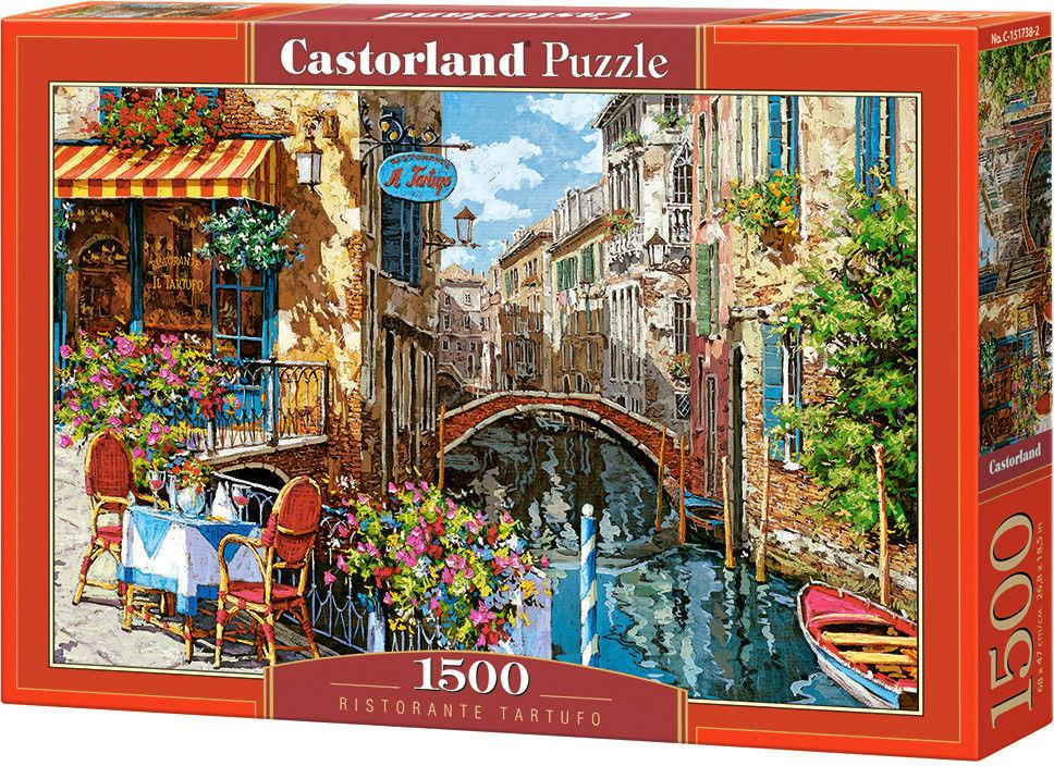 Puzzle Castorland 1500 - Restauracja z Truflami, Ristorante Tartufo