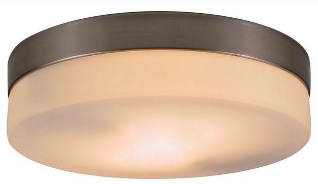 Globo plafon lampa sufitowa Opal 48402 szkło 24cm