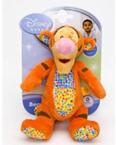 Disney 700798 - Winnie Puuh Baby, Tigger pluszak dziecięcy 35 cm