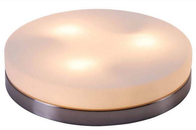 Globo plafon lampa sufitowa Opal 48403 szkło 30cm
