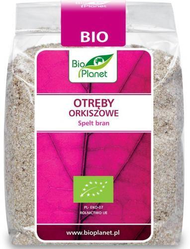 Otręby orkiszowe BIO 150 g Bio Planet