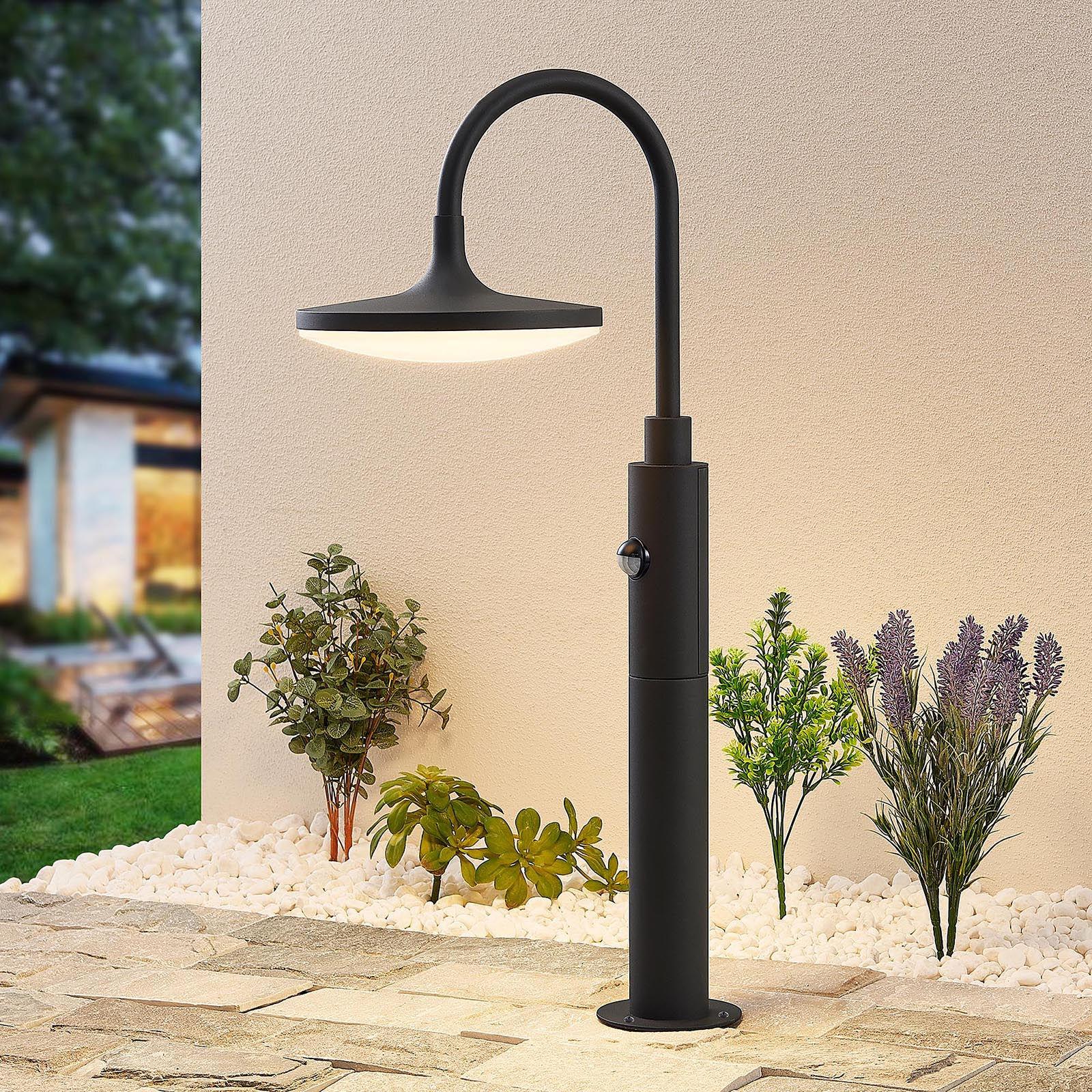 Arcchio Fineria lampa cokołowa LED z czujnikiem