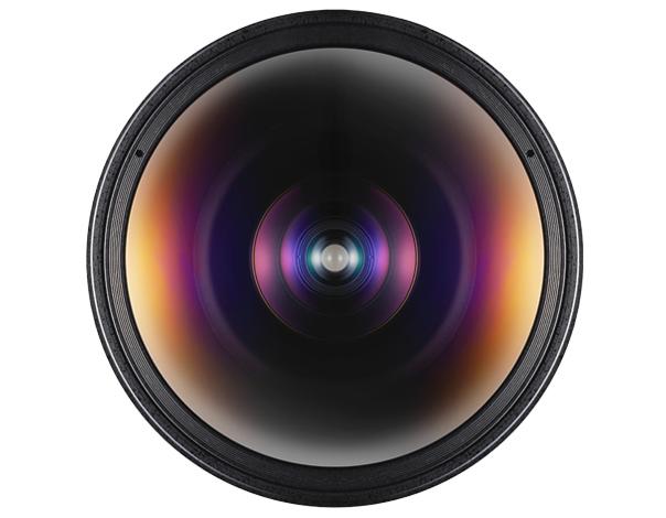 Samyang 12mm F2.8 ED AS NCS FISH-EYE - obiektyw do Canon EF Samyang 12mm F2.8 ED AS NCS FISH-EYE