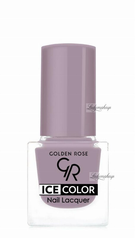 Golden Rose - Ice Color Nail Lacquer  Lakier do paznokci - 165