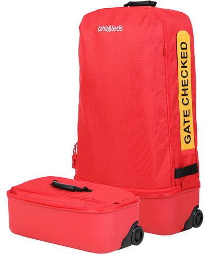 phil&teds 2019+ torba transportowa (podróżna) na wózek