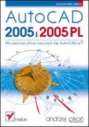 AutoCAD 2005 i 2005 PL - dostawa GRATIS!.