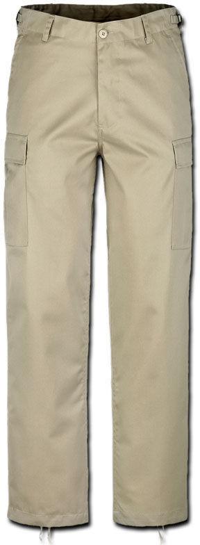 Brandit Spodnie Bojówki BDU US Ranger Beżowe