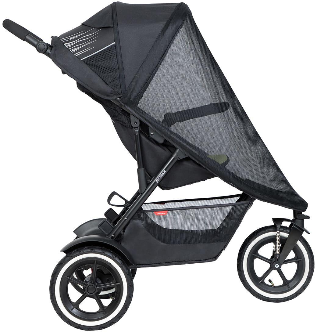 phil&teds 2019+ moskitiera na wózek Dot, Dash, Sport (2019+)