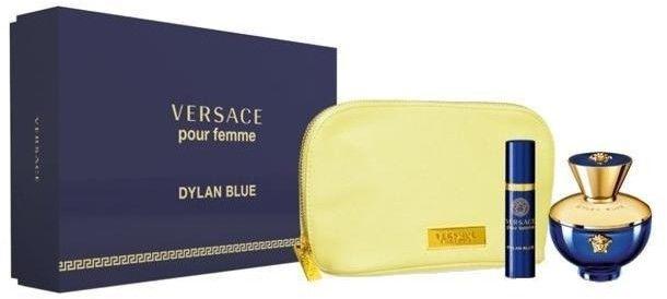Versace Dylan Blue Pour Femme zestaw upominkowy II. dla kobiet
