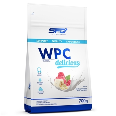 WPC Delicious Protein 700g