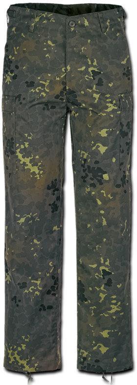 Brandit Spodnie Bojówki BDU US Ranger Flecktarn