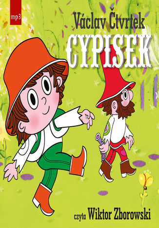 Cypisek - Audiobook.