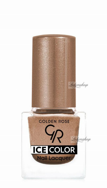 Golden Rose - Ice Color Nail Lacquer  Lakier do paznokci - 168