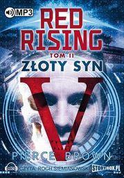 Red Rising Tom 2. Złoty syn - Audiobook.
