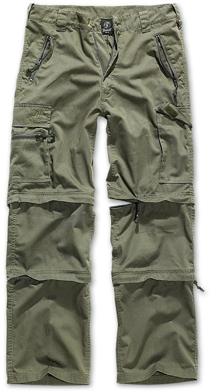 Brandit Spodnie Trekkingowe 3w1 Savannah Olive