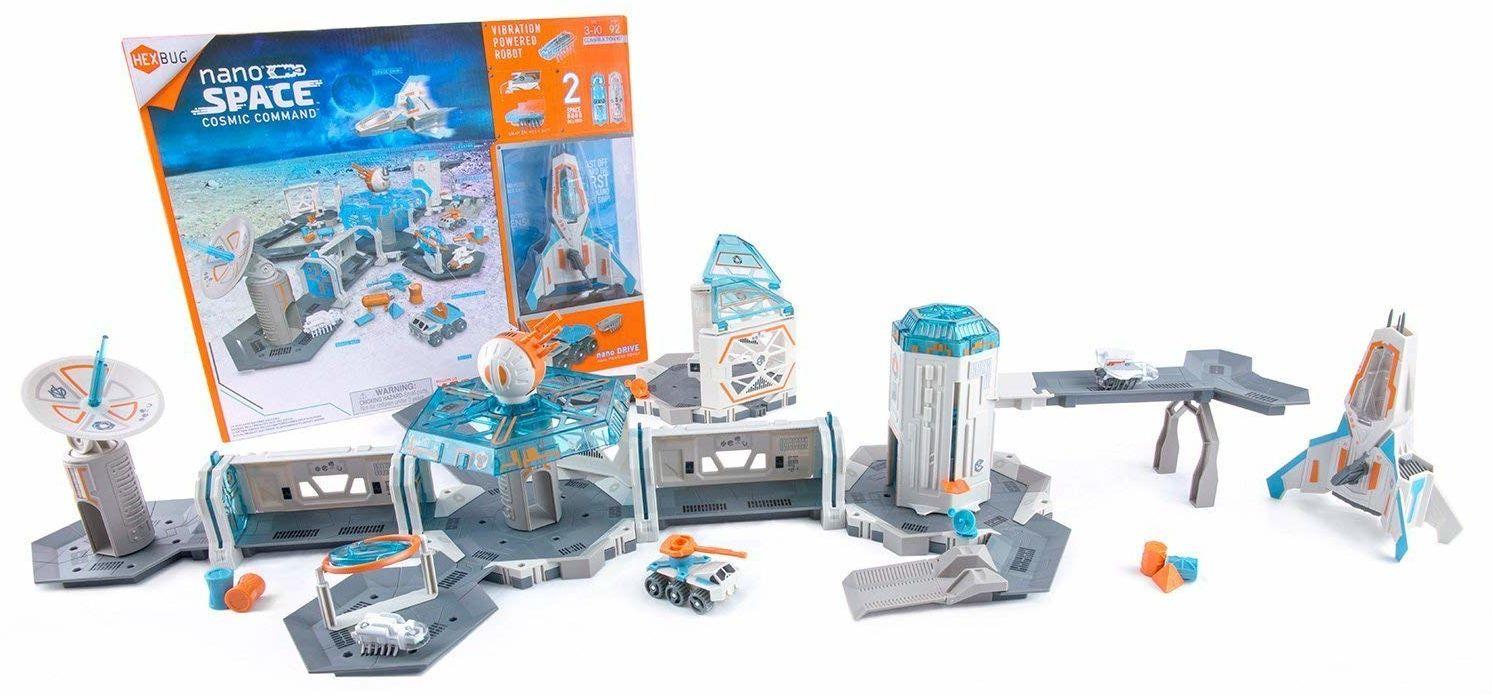 HEXBUG 501737 - Nano Space Cosmic Command Set, elektroniczna zabawka