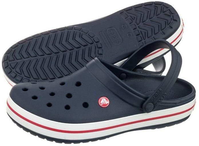 Klapki Crocs Crocband Navy 11016-410 (CR4-i)
