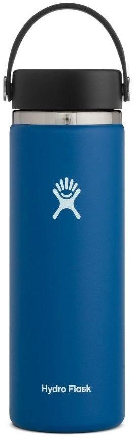 Butelka termiczna 591 ml Wide Mouth 2.0 Flex Cap Hydro Flask - cobalt