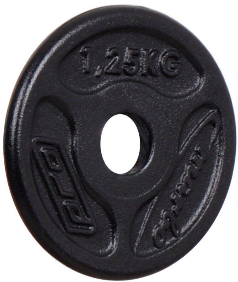 Obciążenie żeliwne 1,25 kg SLIM MW-O1,25-slim - Marbo Sport