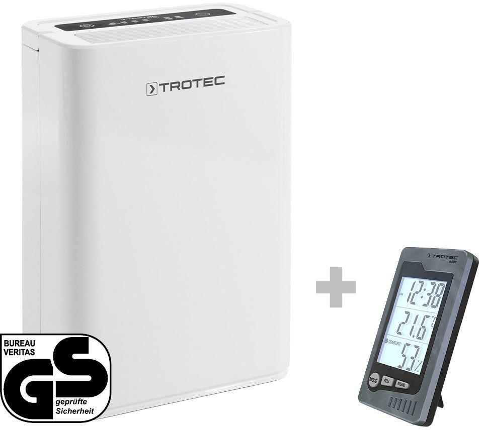 Osuszacz powietrza TTK 52 E + Termohigrometr BZ05