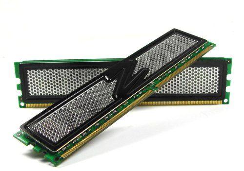 OCZ Vista Upgrade DDR2 PC2-6400 pamięć operacyjna 4 GB Kit (2 x 2 GB, 800 MHz, CL5)