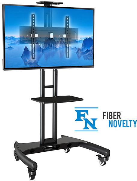 """AVA1500B - ekskluzywny stojak, wózek do TV LCD, LED plazma 32""""-70"""""""
