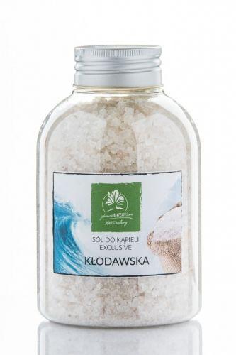 Kłodawska sól do kąpieli - butelka 600g