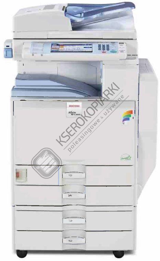 Kserokopiarka Ricoh aficio MPC3000 KOPRICMPC3000