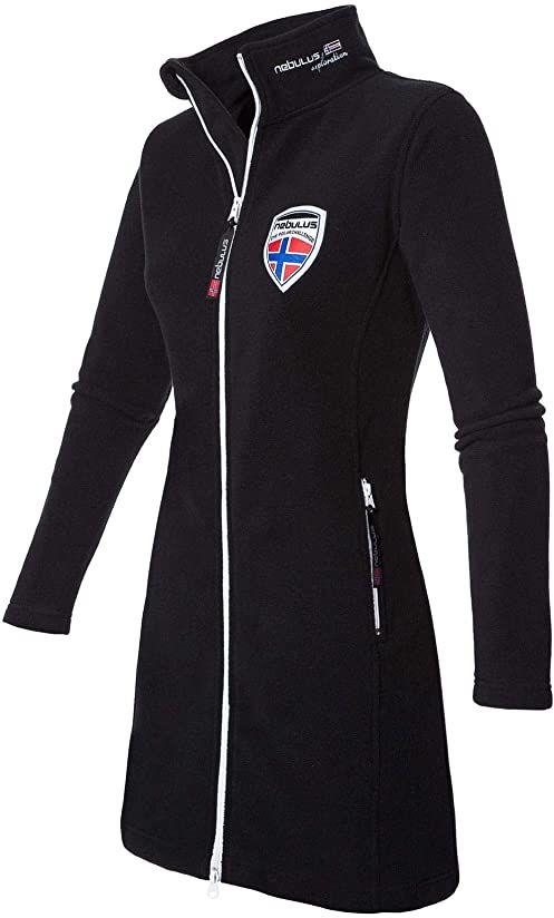 Nebulus Feely damska kurtka polarowa brązowy Damen - braun XL