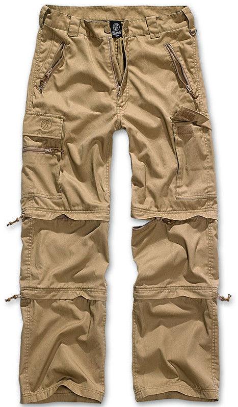 Brandit Spodnie Trekkingowe 3w1 Savannah Camel
