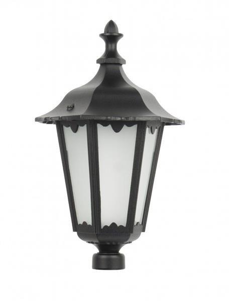 Klosz głowica lamp fi 35mm Retro Midi K 1018 M czarny