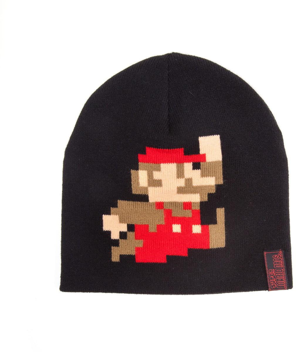 Czapka Super Mario - Pixel Mario
