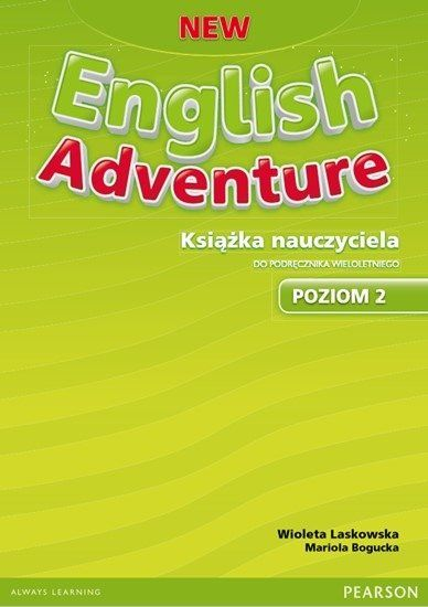New English Adventure PL 2 Teacher''s Book with Teacher''s eText (do wersji wieloletniej)