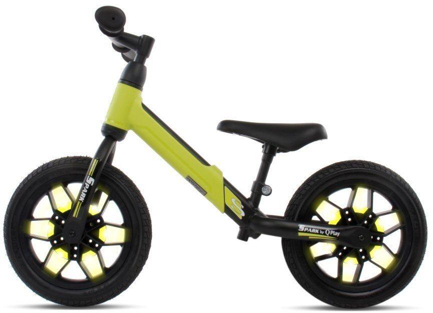 Rowerek biegowy SPARK zielony Sun Baby