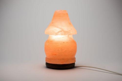 Lampa solna Grzybek