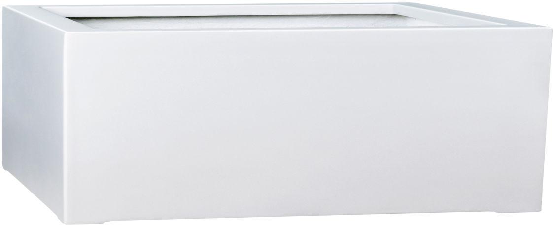 Donica z włókna szklanego D992FB biały połysk