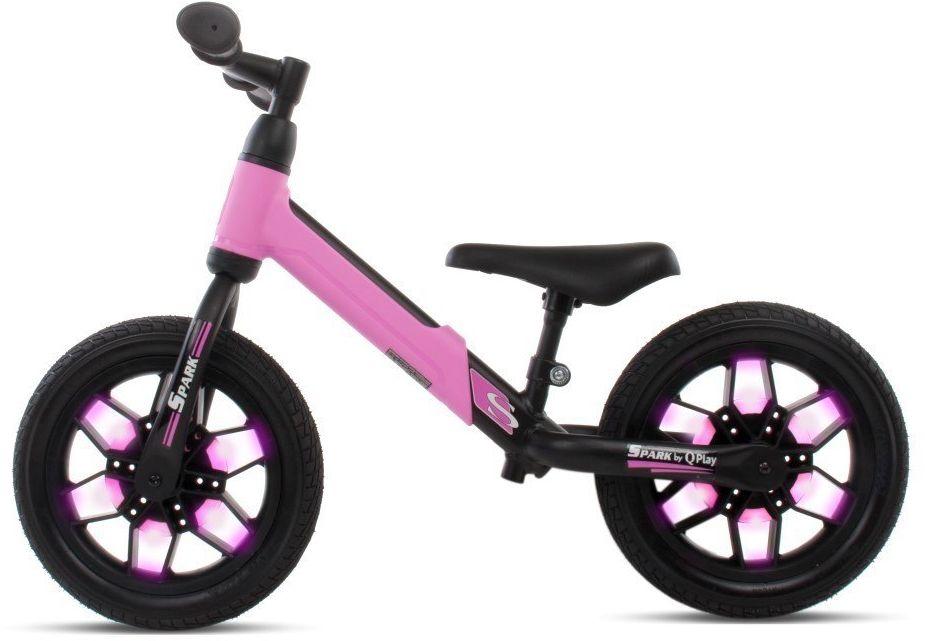 Rowerek biegowy SPARK różowy Sun Baby