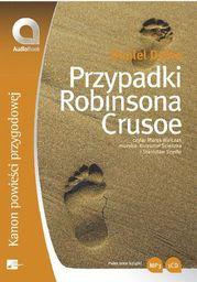 Przypadki Robinsona Crusoe - Audiobook.