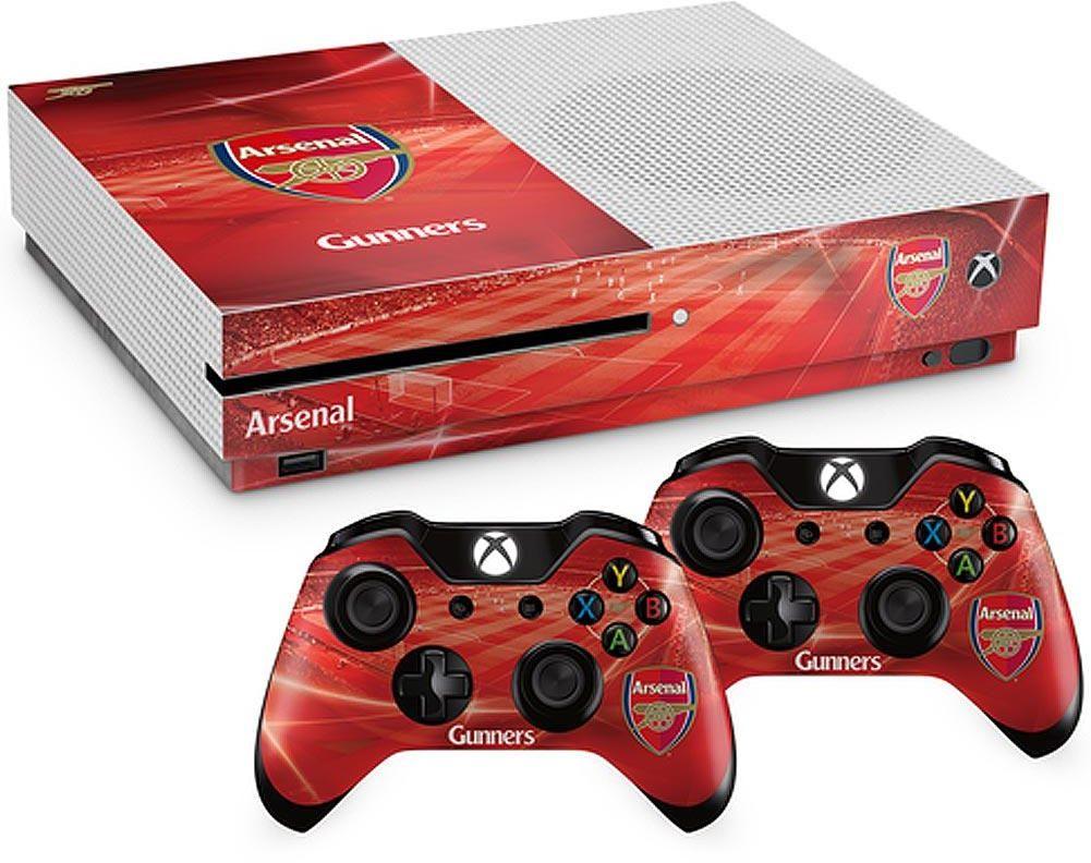 Arsenal Londyn - pakiet skórek Xbox One S