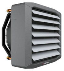Nagrzewnica wodna LEO L1 BMS zestaw ( 1,3 - 32,3 )kW