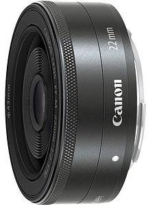 Obiektyw Canon EF-M 22mm f/2 STM